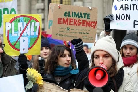sciopero studenti clima