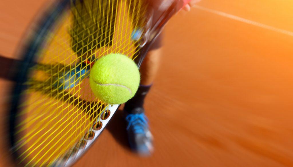 resilienza racchetta da tennis